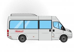 MINI BUS D-CITY MOBILITY GNV