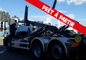 POIDS LOURD BRAS POLYBENNE - IVECO