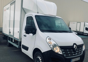 UTILITAIRE CHASSIS CABINE - RENAULT MASTER 145 CV - 20 000 €