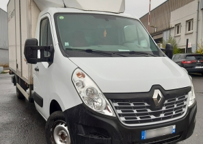 UTILITAIRE CHASSIS CABINE - RENAULT MASTER 130 CV - 13 000 €