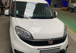 UTILITAIRE FOURGONNETTE - FIAT DOBLO - 105 ch - 9 500 €