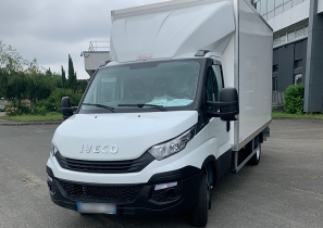 UTILITAIRE CHASSIS CABINE - IVECO 35C14 - HAYON - 36 000 €